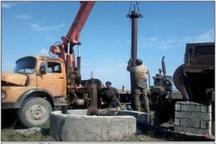 6 حلقه چاه غیرمجاز در نمین مسدود و تقلیل منصوبات شد