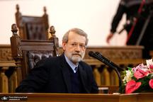 لاریجانی هشدار داد: ایران، ارتش آمریکا را در لیست تروریسم قرار میدهد