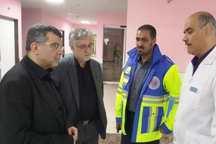 850 پزشک و پرستار به زائران پیاده رضوی خدمت می کنند