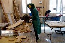 برگزاری آموزشهای مهارتی با رویکرد مشاغل خانگی در ایجرود