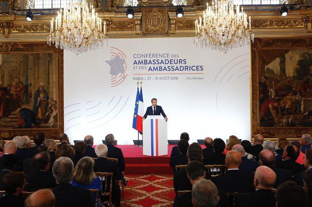 ماکرون حفظ برجام را از اهداف اروپا اعلام کرد