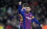 ستاره آرژانتینی منجی بارسلونا شد