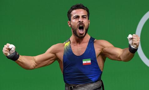 کیانوش رستمی:  ورزش را کنار گذاشتم / بعد از المپیک دیگر تمرین نکردم