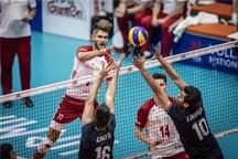 هفتمین پیروزی با حمایت 6 هزارنفر/ بازگشت به صدر با شکست لهستان در ماراتن والیبالی ارومیه+ عکس و فیلم