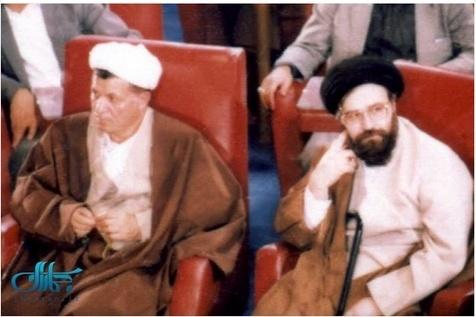 نقش حاج احمدآقا در جنگ از زبان آیت الله هاشمی