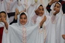 جشن روزه اولی ها در گچساران برگزار شد
