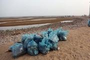 پارک ملی دیر نخیلو پاکسازی شد