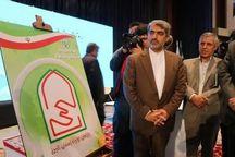 نماد نخستین پارلمان اولیا کشور در البرز رونمایی شد