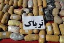 کشف 27 کیلوگرم تریاک و دستگیری 2 عامل توزیع مواد مخدر در لاهیجان