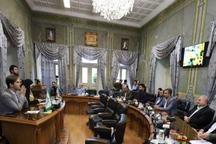 جلسه ارائه برنامه نامزدهای تصدی شهرداری رشت لغو شد