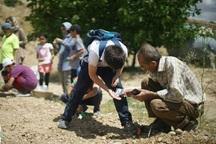 طرح ارتباط کودک با طبیعت در جنوب تهران برگزار شد