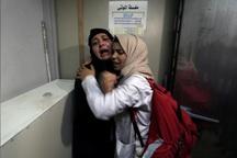 تصاویر/ 2 شهید و 415 زخمی در چهاردهمین جمعه راهپیمایی «بازگشت»