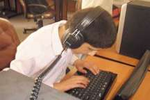 فراهم شدن کتابخوانی با تجهیزات جدید برای نابینایان مازندران