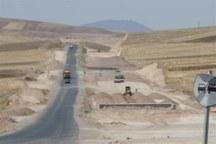 فرماندار: پیشرفت فیزیکی بزرگراه خواجه - ورزقان غیرقابل قبول است