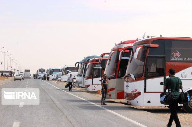 ۷۰ درصد ناوگان مسافربری آذربایجانشرقی زیر ۱۵ سال عمر دارد