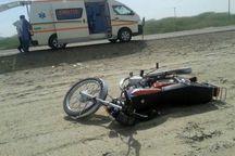 تصادف در حومه مشهد یک کشته داشت