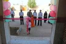 پایگاه سنجش نو آموزان در بندرریگ گناوه افتتاح شد