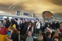 تخلیه بخشی از فرودگاه شارل دو گل پاریس به دلایل امنیتی