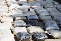 یک تن و 422 کیلوگرم مواد مخدر در هرمزگان کشف شد