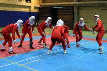 ورزشکاران فارس در اردوی تیم ملی کبدی بانوان حضور دارند