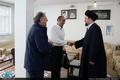 دیدار مرحوم عارف لرستانی با سید حسن خمینی