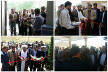 7 پروژه عمرانی و خدماتی در شهرستان دماوند به بهره برداری رسید