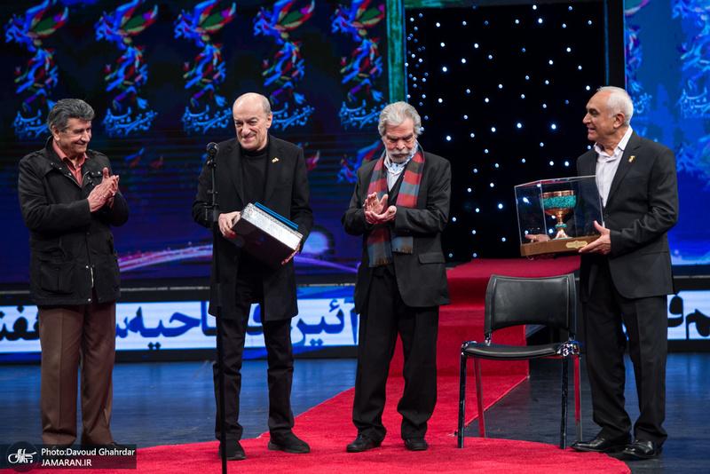 مراسم افتتاحیه سی و هفتمین جشنواره فیلم فجر