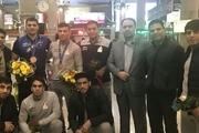 بازیکن تیم ملی جودو به ایران بازنگشت