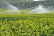 14 هزار هکتار زمین کشاورزی شوط به آبیاری نوین تجهیز شد