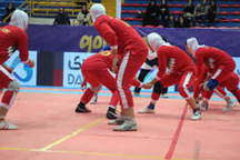 3 بانوی کبدی کار به اردوی تیم ملی اعزام شدند