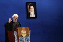 رئیسجمهور روحانی: از صندوق رای نا امید و جدا شدن، یعنی به سمت دشمن حرکت کردن/ نقد را می پذیریم اما تخریب، آدرس غلط دادن و نا امید کردن مردم است/تلاطم بازار، دلیل اقتصادی ندارد | فراخوان رئیسجمهور برای اتحاد رسانه ای در برابر جنگ روانی دشمن