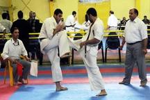 کاراته کاهای پنج کشور در ایلام به مصاف هم می روند