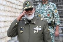 رییس مرکز مطالعات راهبردی ارتش به شیروان سفر می کند