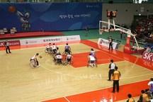 پیروزی تیم ملی بسکتبال با ویلچر مقابل برزیل