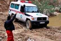 امدادرسانی در منطقه جازموریان ادامه دارد