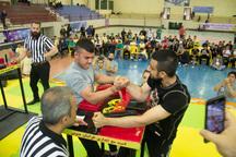 مسابقات مچ اندازی قهرمانی کشور در طبس آغاز شد