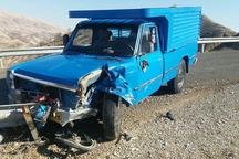 حادثه رانندگی در جاده شهرضا به  اصفهان  هفت مصدوم داشت