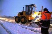 فعالیت راهداری زمستانی در خراسان رضوی افزایش یافت