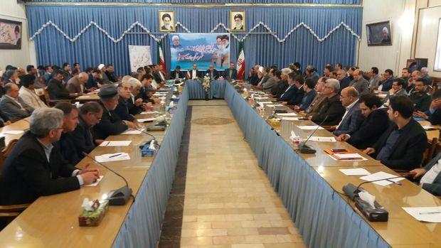 افتتاح 22 طرح با اعتبار 888 میلیارد تومان در سفر رئیس جمهور به اردبیل