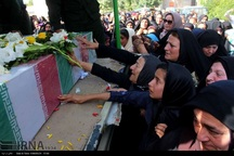 فارس مامن 9 شهید گلگون کفن گمنام میشود