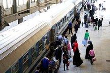 رتبه نخست جابجایی مسافر در کشور برای راه آهن خراسان رضوی