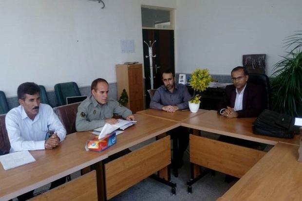 کانون دانشجویی محیط زیست در دهدشت راه اندازی شد