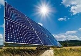 مزرعه خورشیدی ٧٤٤ هکتاری در هرمزگان راه اندازی می شود