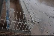 سیلاب در برخی محلات شمالی گنبد به داخل خانه ها نفوذ کرد