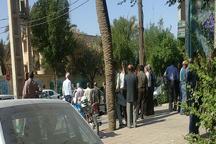 بازنشستگان شرکت فولاد خوزستان خواستار پرداخت مطالباتشان شدند