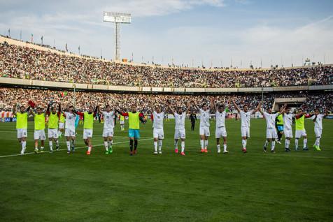 تماشای دیدار تیم ملی فوتبال ایران و مونتهنگرو رایگان است