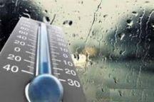 دمای هوا در خراسان رضوی به طور محسوسی کاهش می یابد