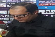 سرمربی تیم بادران تهران: دروازه بان تیم برق جدید شیراز ستاره بازی بود