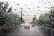 بیشترین بارندگی هرمزگان در جزیره کیش با 72.9 میلی متر ثبت شد