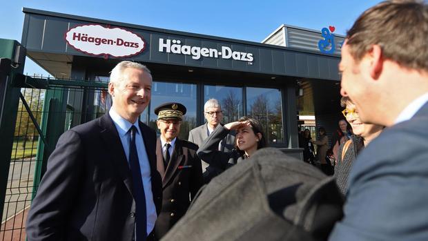 وزیر بستنی دوست+ تصاویر